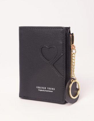 Гаманець портмоне з брелоком у вигляді серця | 248723-02-XX - A-SHOP