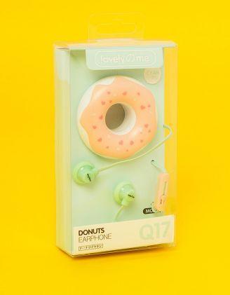 Навушники з чохлом у вигляді тістечка | 232184-44-XX
