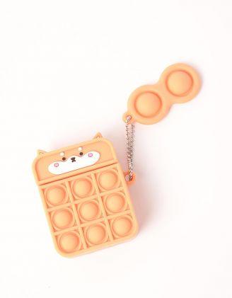 Чохол для навушників pop it із зображенням песика | 249288-26-61 - A-SHOP
