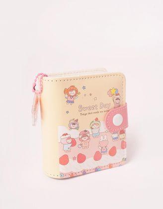 Блокнот маленький з принтом дітей та солодощів | 247229-19-XX - A-SHOP