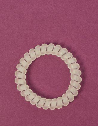 Резинка для волосся спіральна матова | 226679-01-XX - A-SHOP