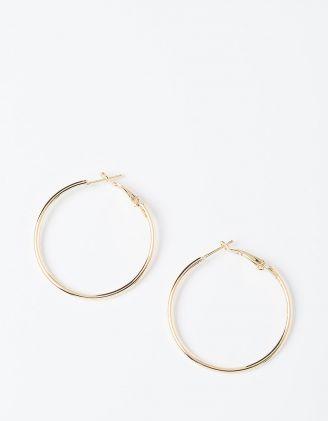 Сережки кільця | 227835-04-XX - A-SHOP