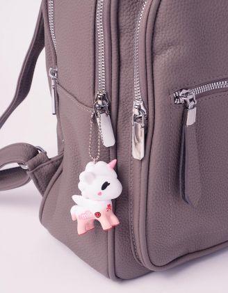 Брелок на сумку у вигляді єдинорога | 242330-01-XX - A-SHOP