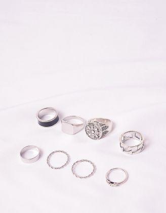 Кільця у наборі | 246054-07-XX - A-SHOP