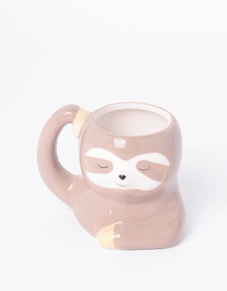 Чашка на 400мл у вигляді лінивця | 248528-12-XX - A-SHOP