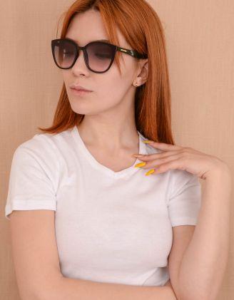 Окуляри сонцезахисні лисички | 240030-28-XX - A-SHOP