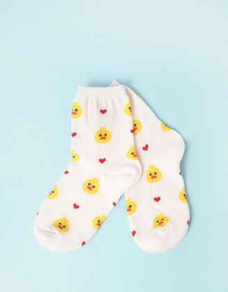 Шкарпетки з качечкою | 244216-01-XX - A-SHOP