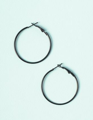 Сережки кільця | 227835-02-XX - A-SHOP