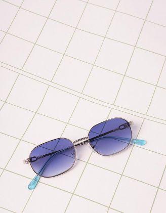 Окуляри від сонця вузькі з тонкими дужками | 245461-61-XX - A-SHOP