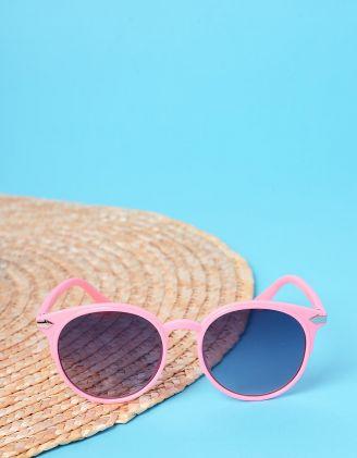Окуляри дитячі від сонця з кольоровою оправою | 236144-88-XX