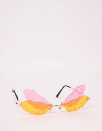 Окуляри з лінзами у вигляді крил комахи | 243629-19-XX - A-SHOP
