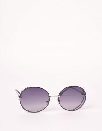 Окуляри сонцезахисні круглі з тонкими дужками | 245462-07-XX - A-SHOP