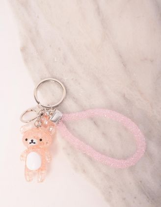Брелок на сумку у вигляді ведмедика | 249765-44-XX - A-SHOP