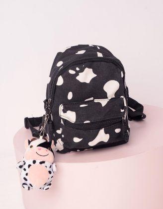 Рюкзак для прогулянок з брелоком у вигляді корівки | 244064-02-XX - A-SHOP