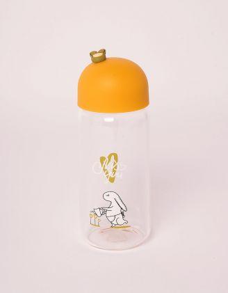 Пляшечка з принтом кроликів | 245565-19-XX - A-SHOP