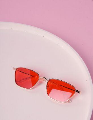 Окуляри лисички з тонкими дужками | 241335-55-XX - A-SHOP