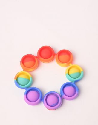 Іграшка антистрес pop it у формі кола | 248959-21-XX - A-SHOP
