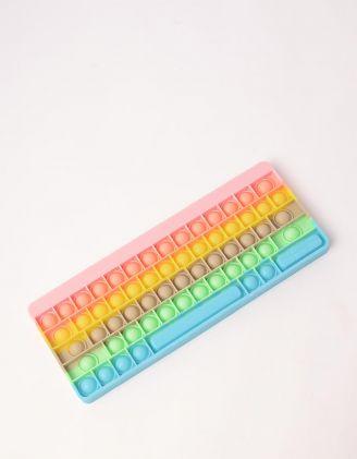 Іграшка антистрес pop it у вигляді клавіатури   248971-51-XX - A-SHOP