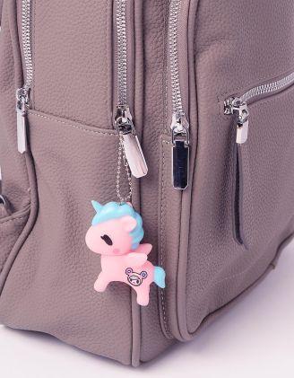 Брелок на сумку у вигляді єдинорога | 242330-14-XX - A-SHOP
