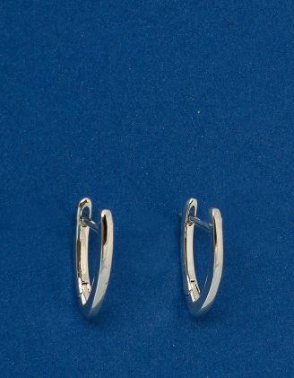 Серьги металлические | 232399-05-XX - A-SHOP