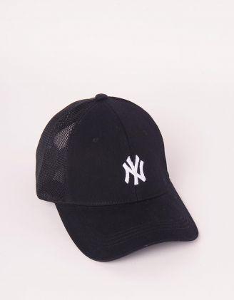 Бейсболка тракер з вишивкою NY | 248713-02-XX - A-SHOP