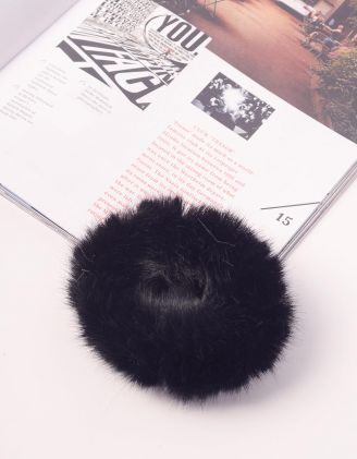 Резинка для волосся хутряна | 239244-02-XX - A-SHOP