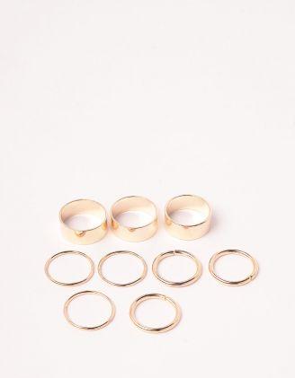 Кільця фалангові у наборі | 248708-04-XX - A-SHOP