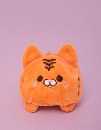 Брелок перевертень на сумку  у вигляді котика | 249009-26-XX - A-SHOP