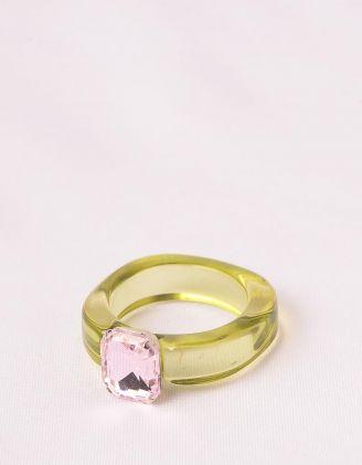 Кільце з камінням | 246958-37-38 - A-SHOP