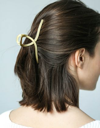 Шпилька для волосся крабік | 244462-04-XX - A-SHOP
