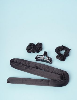 Аксесуари для волосся у наборі із крабіка джгута та резинок | 249431-02-XX - A-SHOP