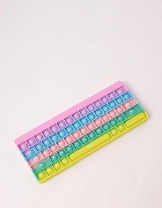 Іграшка антистрес pop it у вигляді клавіатури   248971-50-XX - A-SHOP