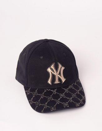 Бейсболка з написом NY | 248312-02-XX - A-SHOP