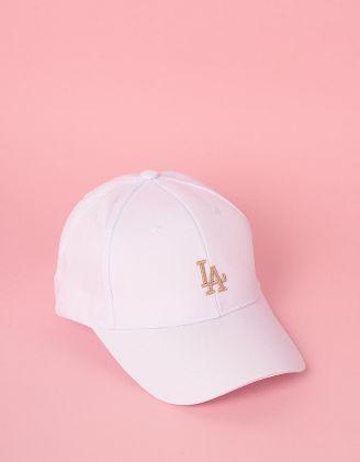 Бейсболка з вишивкою LA   249017-01-XX - A-SHOP