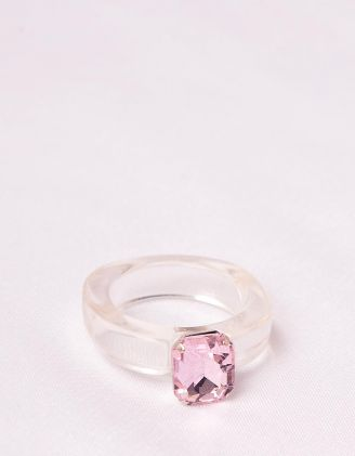 Кільце з камінням | 246958-01-38 - A-SHOP