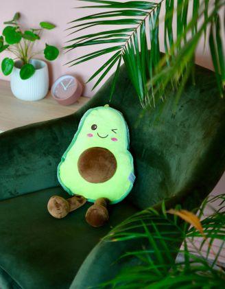 Іграшка м'яка у вигляді авокадо | 239793-20-XX - A-SHOP