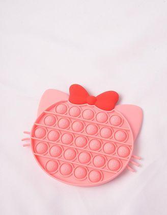 Іграшка антистрес pop it у вигляді киці | 248679-14-XX - A-SHOP
