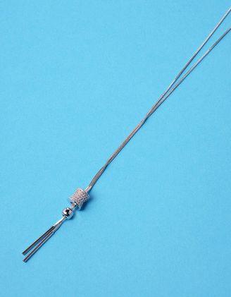 Підвіска з кулоном із страз   236248-06-XX