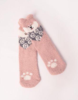 Шкарпетки із зображенням песика | 247449-14-XX - A-SHOP