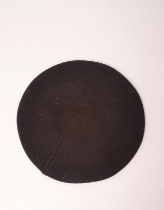Берет з люрексом та фурнітурою | 250020-02-XX - A-SHOP