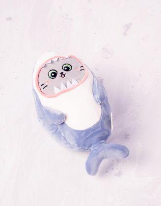 Іграшка м'яка у вигляді котика акули | 242119-31-XX - A-SHOP