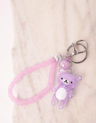 Брелок на сумку у вигляді ведмедика | 249765-03-XX - A-SHOP
