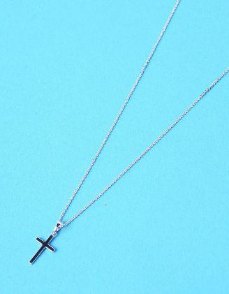 Підвіска з хрестиком   236859-05-XX - A-SHOP