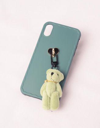 Чохол на iphonе з ведмедиком | 245790-20-56 - A-SHOP