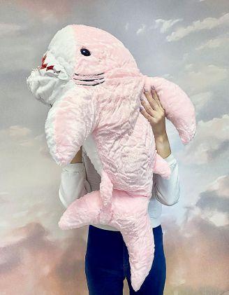 Іграшка м'яка у вигляді акули | 248596-14-XX - A-SHOP