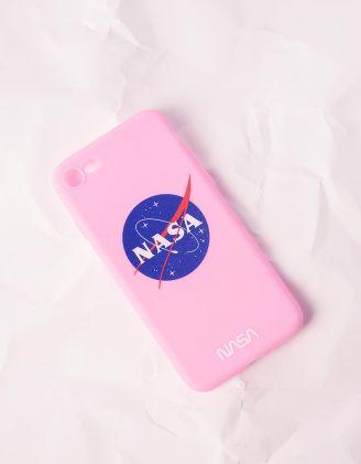 Чохол для телефону з написом NASA   240756-14-56 - A-SHOP