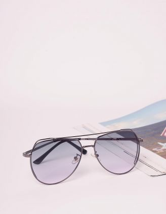 Окуляри авіатори з тонкими дужками | 240899-02-XX - A-SHOP