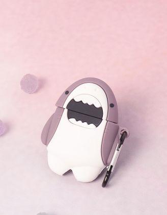 Чохол для навушників у вигляді акули | 246692-01-61 - A-SHOP