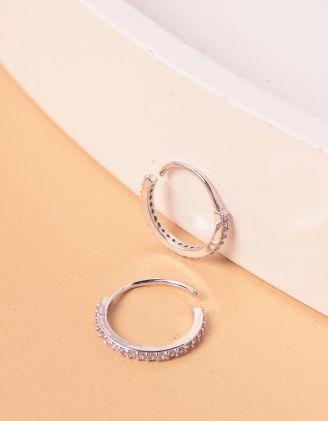 Сережки кільця | 240792-06-XX - A-SHOP