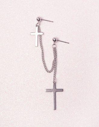 Моносережка з хрестиками | 243564-05-XX - A-SHOP